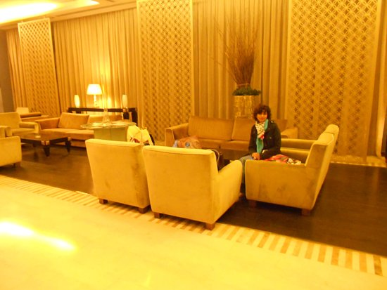Il Palazzo Amman Hotel and Suites : lobby