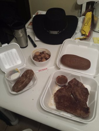 Calumet City, IL: Good take out meal.