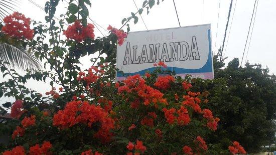 Poso, Indonesien: Hotel Alamanda