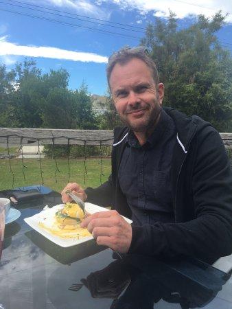Mangaweka, New Zealand: Papa Cliff Cafe
