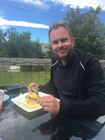Mangaweka, นิวซีแลนด์: Papa Cliff Cafe