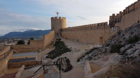 Castalla Castle - Picture of C...