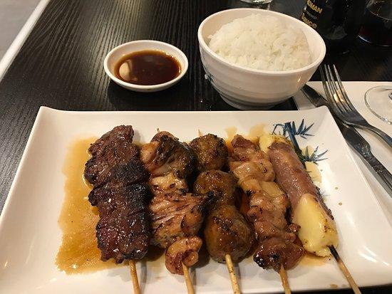 Sushi Ba\'r Montparnasse, Paris - Restaurant Reviews, Phone Number ...
