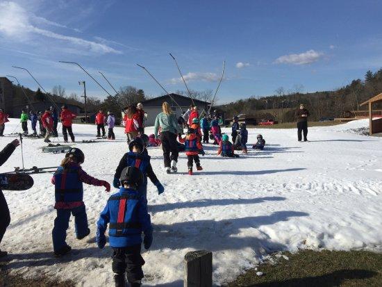 Basye, Βιρτζίνια: Ski school