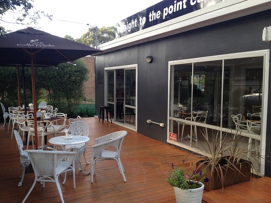 Sanctuary Point, Australia: Straight to the Point Cafe