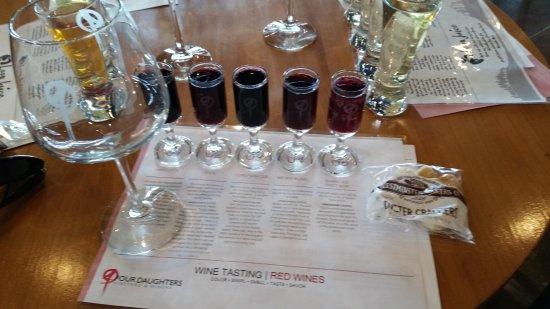 Spring Valley, MN: Red Wine Tasting