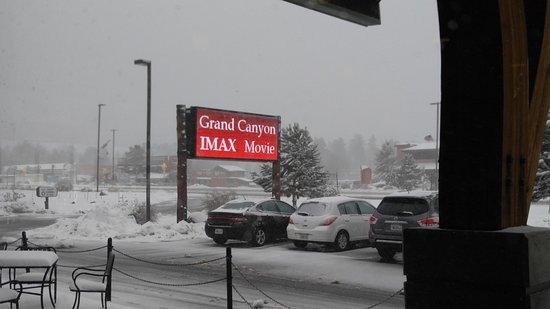 Tusayan, AZ: Grand Canyon Imax Theater