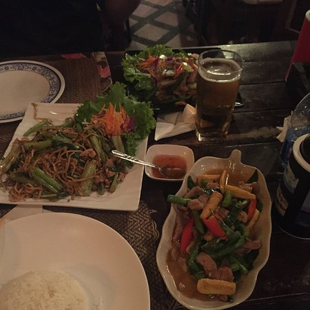 Sawasdee: Very nice Thai food for a fair price