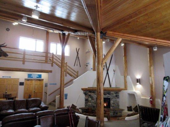 Alta, WY: Lodge Common Area