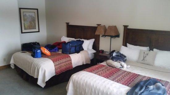 Alta, WY: Bedroom