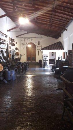 Province of Mendoza, อาร์เจนตินา: Otra imagen del museo, incluyen prensas, decantadores y mucho más