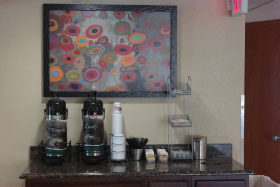 Sturtevant, WI: Coffee Station