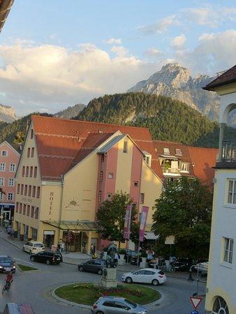 Central City Hotel : Vista desde la habitación