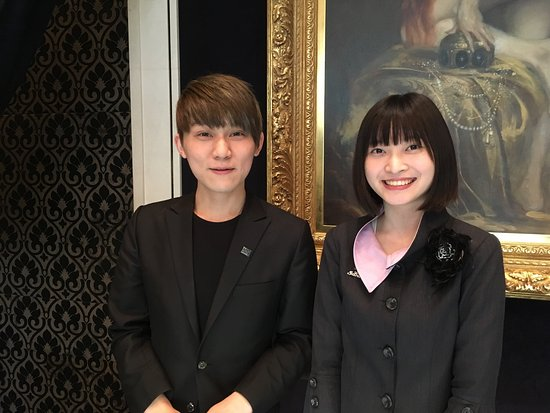 Hotel Eclat Taipei : 部屋も朝食も非常に素敵でした。そして何よりも、スタッフさんの対応が素晴らしかった。美男美女ばっかり!