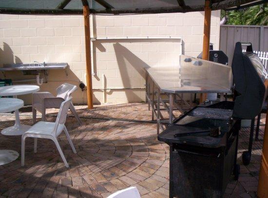 Charters Towers, Australia: Interior Outdoor Kitchen
