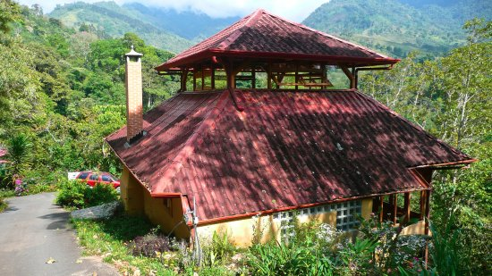 San Gerardo, Kosta Rika: Yoga studio
