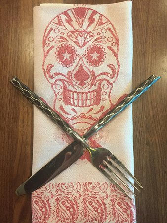 Ledyard, CT: Fun Placemats and settings