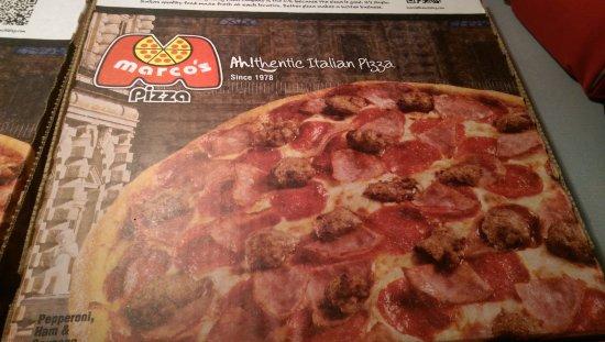 Chesterfield, VA: Marco's Pizza