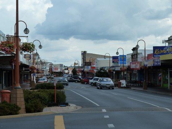 Morrinsville Main Street