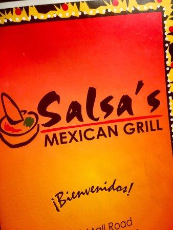 Dublin, Gürcistan: Salsa's Mexican Restaurant