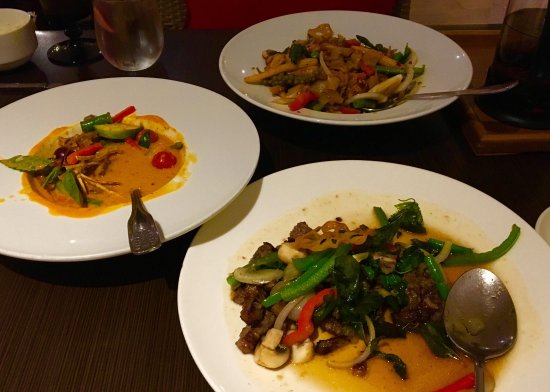 Excellent food atmosphere picture of arawan thai for Arawan thai cuisine menu