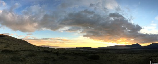 EOLO - Patagonia's Spirit: sunrise over Eolo property