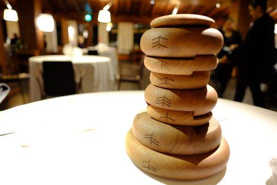 Mugaritz : Seven Sins Desserts