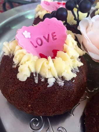 Winterton, South Africa: Ady's The Queen of Tarts Eatery