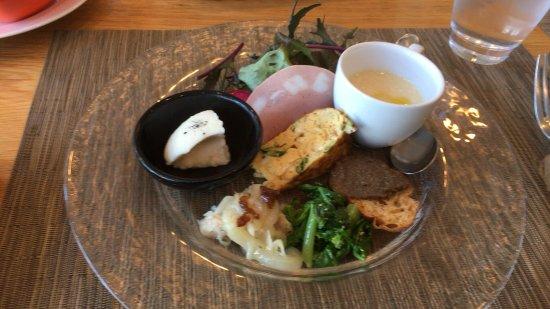 Izumi, Japan: 前菜
