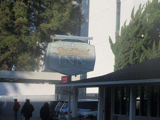 Sea & Sand Inn: Sea and Sand Inn, Santa Cruz, CA