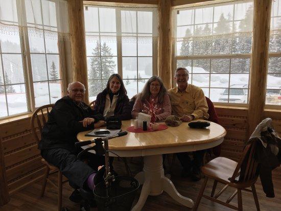 Cedaredge, CO: Alexander Lake Lodge