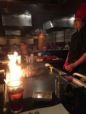 Waite Park, MN : Fuji Sushi & Steakhouse