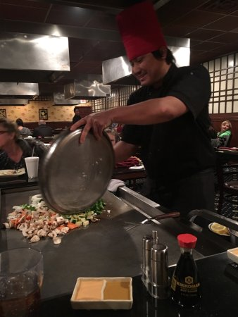 Waite Park, MN: Fuji Sushi & Steakhouse