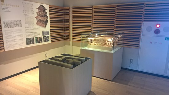 Modern museum interior - Picture of Odawara Castle, Odawara ...