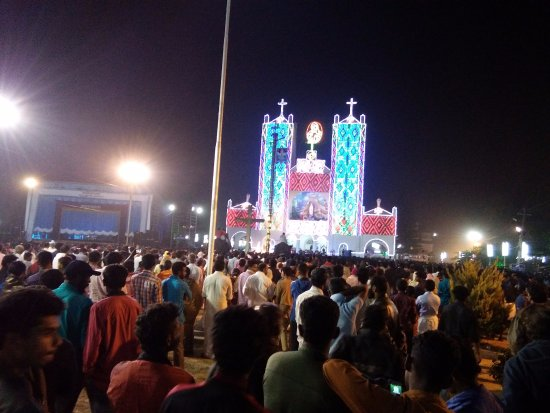 Pallikkunnu Church: pallikunnu church feast