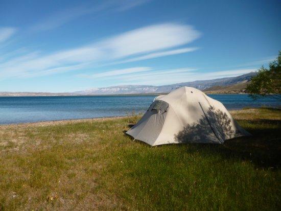Lago Posadas Foto