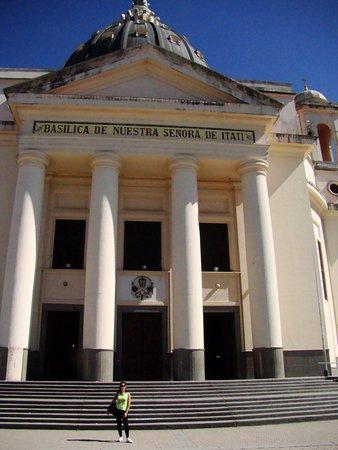 Itatí, Argentina: Frente de la Basilica
