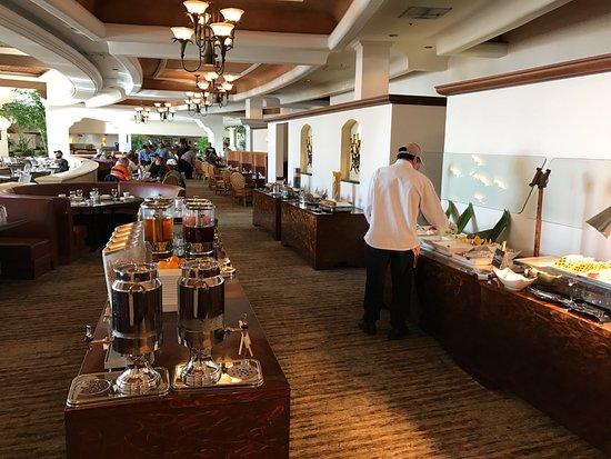 breakfast buffet picture of hilton santa barbara beachfront resort rh tripadvisor com sushi buffet santa barbara buffet santa barbara ca