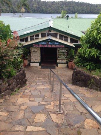 Yungaburra, Australie : Lake Barrine Tea House, Restaurant And Cottage Accomodation