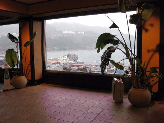 Inatori Akao Hotel: フロント