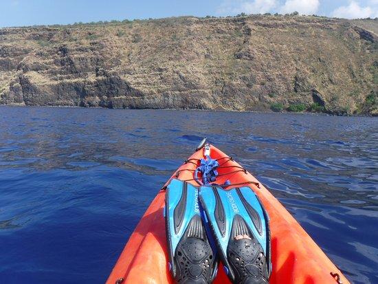 Kealakekua, هاواي: Can't beat the view