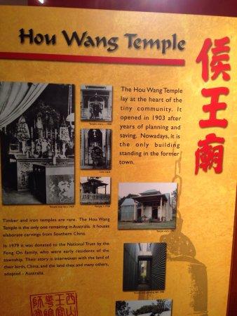 Atherton, Australien: Hou Wang Temple