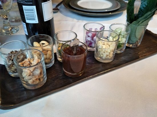 Rama V Fine Thai Cuisine: Mien Kam