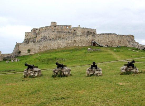 Kosice Region, Eslovaquia: Il castello