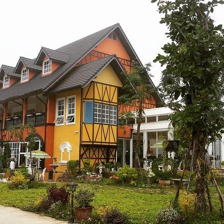 Le jardin de maejo prices guest house reviews chiang for Au jardin guest house riebeeckstad