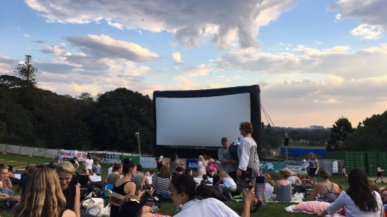‪Moonlight Cinema Sydney‬