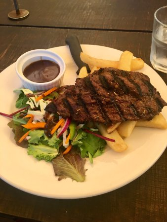 Cape Tribulation Beach House Bistro: Kangaroo Steak