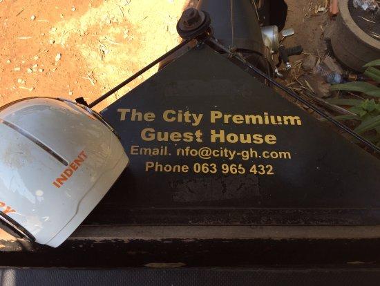 Fotografia de The City Premium Guesthouse