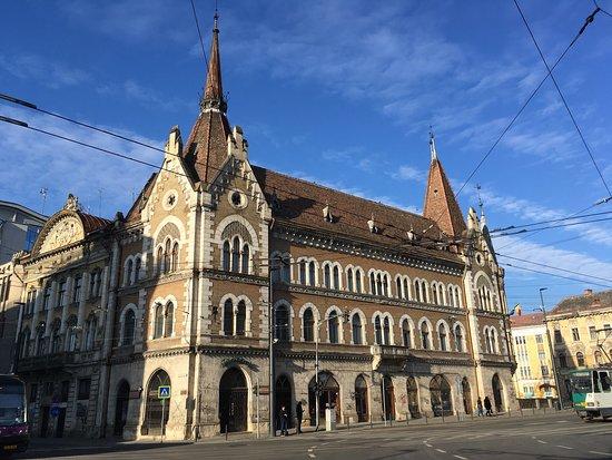 Szeki Palace
