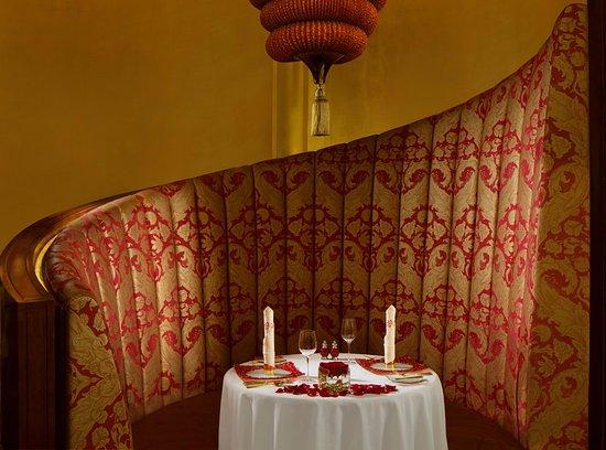 Burj Al Arab Jumeirah: Al Iwan Restaurant